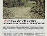 Article de la Vie du Rail de mars 2009