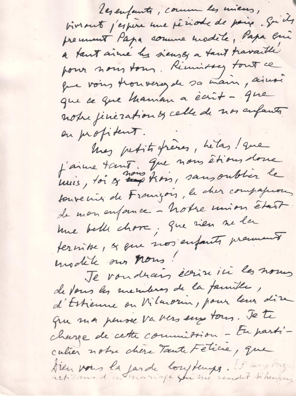 lettre de d estienne d orves honor 233 le mont val 233 rien pendant la seconde guerre mondiale le